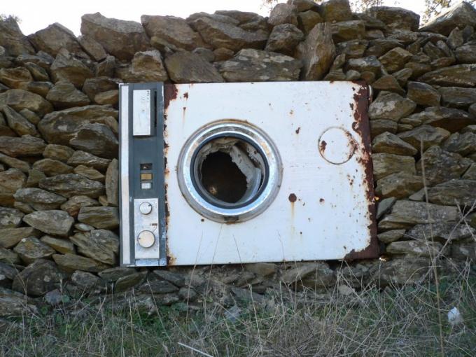Как правильно утилизировать стиральную машину