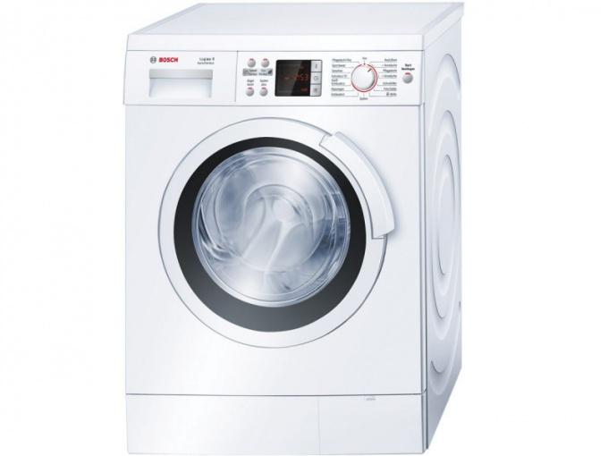 Диагностика неисправностей стиральных машин Bosch