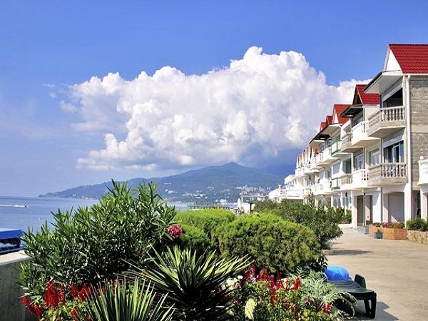 Real estate in Crimea