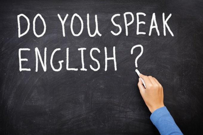 Говоришь ли ты по английски?