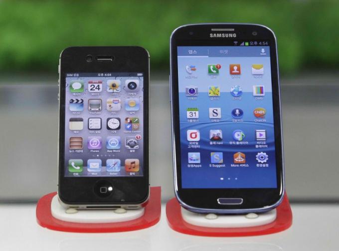 Как сделать выбор между Iphone и Samsung