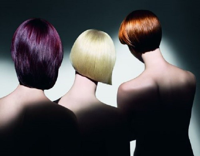 Biocosmetics: natural hair colors