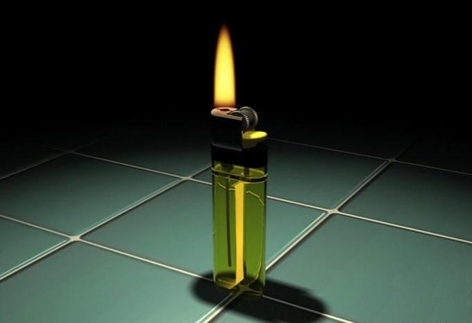 Заправить зажигалку просто и легко!