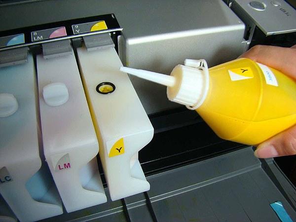 Заправка картриджа hp 85а лазерного принтера в домашних условиях