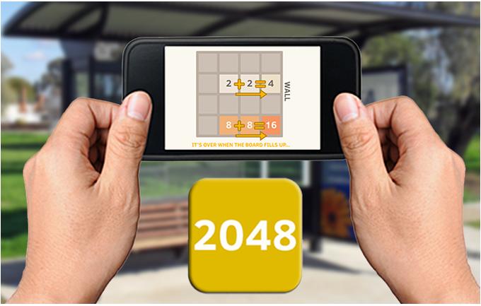 Как выиграть в игре 2048