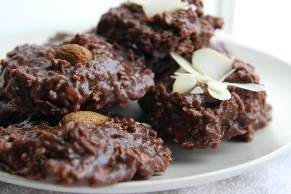 Как приготовить шоколадное печенье без выпечки