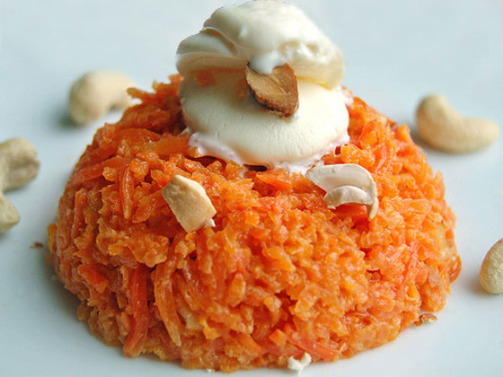 Как приготовить морковный пудинг