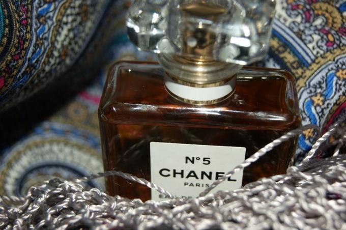 Культовые ароматы Chanel