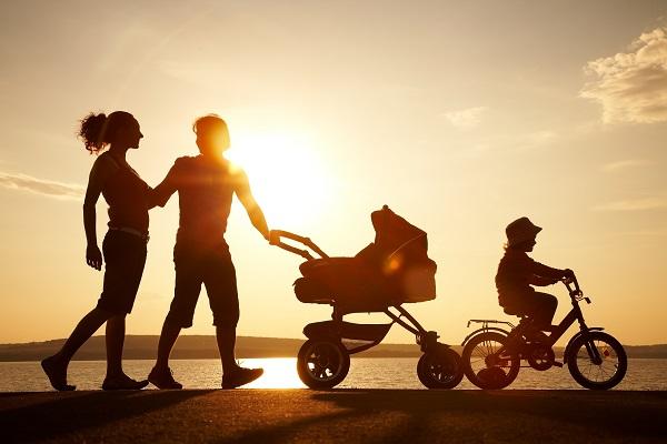 Нужна ли коляска ребенка