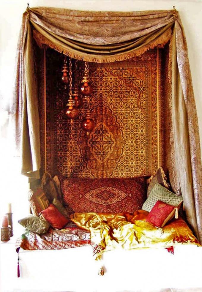 Марокканский и мавританский стиль в интерьере