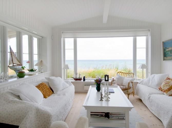 Как комнату сделать более светлой