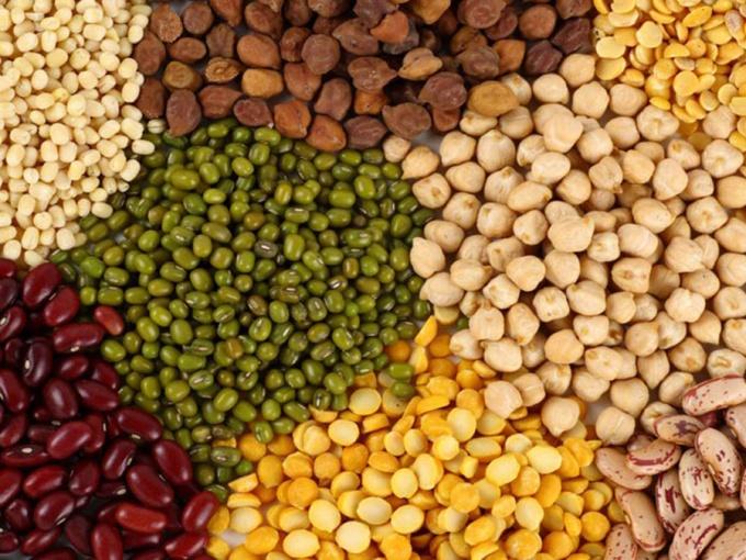 Полезные виды бобов: чечевица, нут и маш