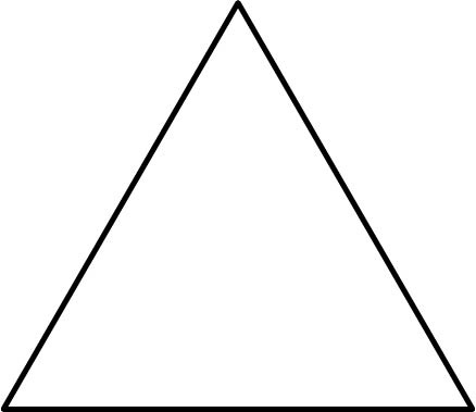 How to draw a triangle in Adobe Illustrator