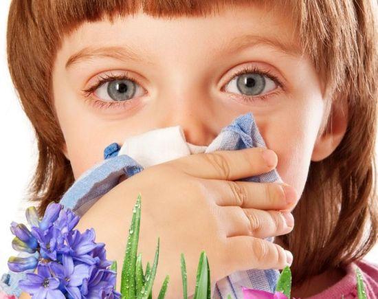 Домашние средства от аллергии