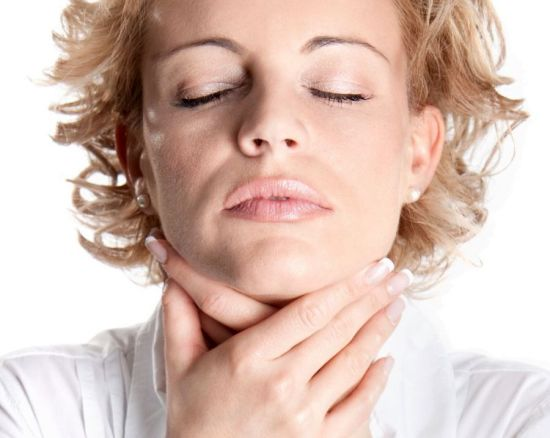 Домашние средства от боли в горле