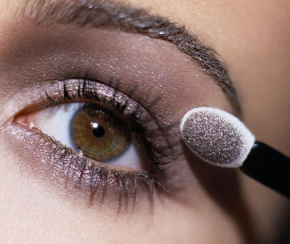 Дневной макияж: макияж глаз и губ