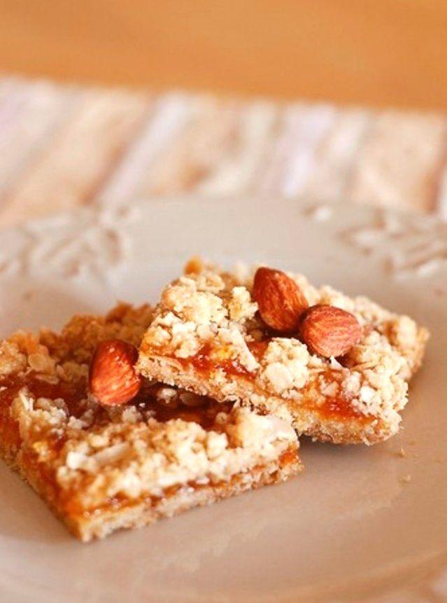 Великолепное абрикосово-ореховое печенье