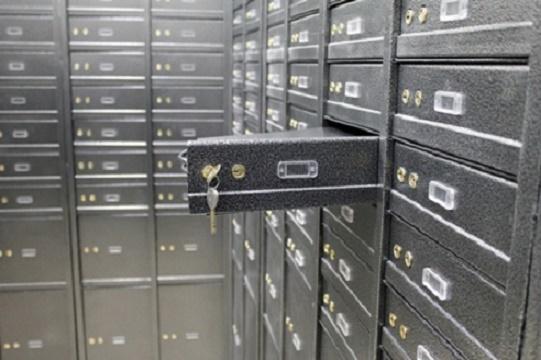 Как арендовать сейфовую ячейку в банке