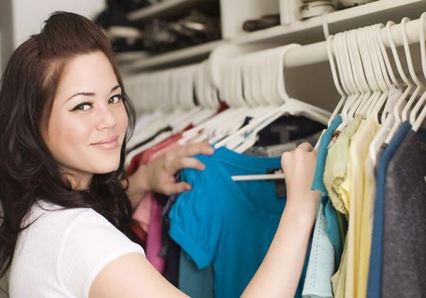 Причины неидеального гардеорба