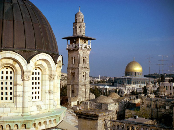 Как появился Израиль