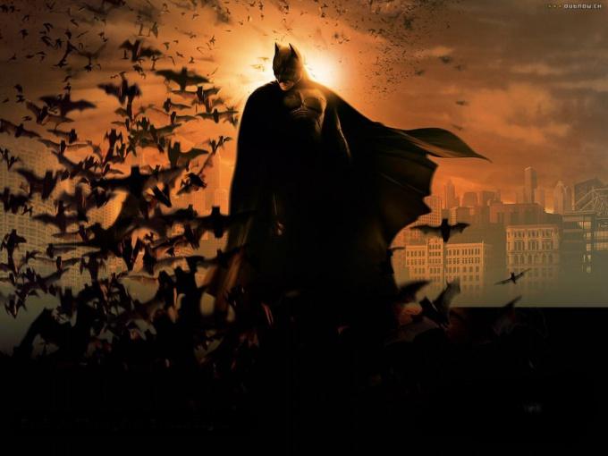 Какие фильмы сняты про Бэтмена