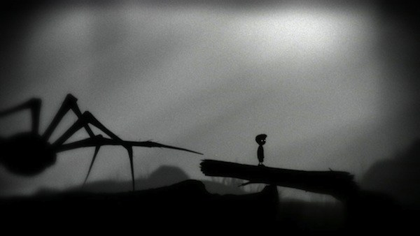 Как пройти паука в Limbo