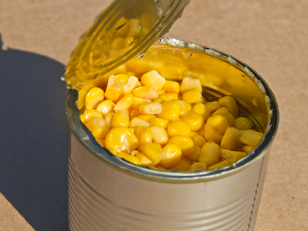 Quick recipes with canned corn