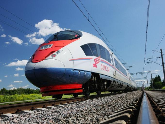 До Парижа на поезде