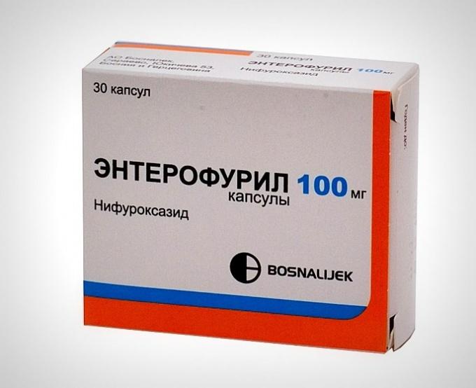 «Энтерофурил» – один из самых эффективных препаратов, избавляющих от диареи