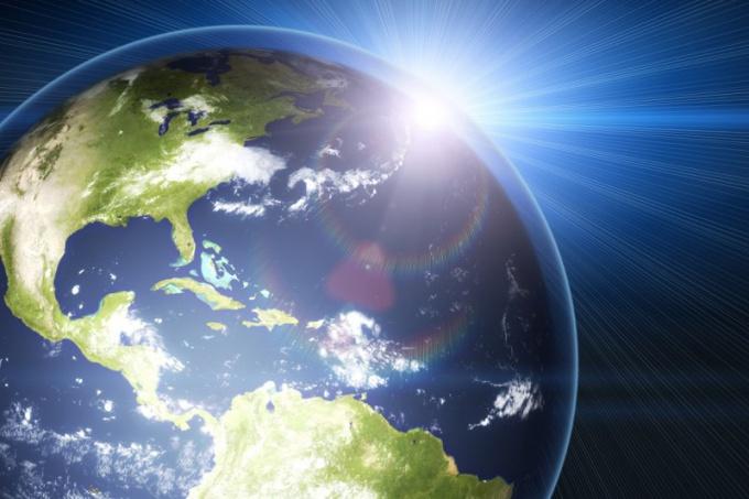 Для геокэшера вся земля - один большой тайник