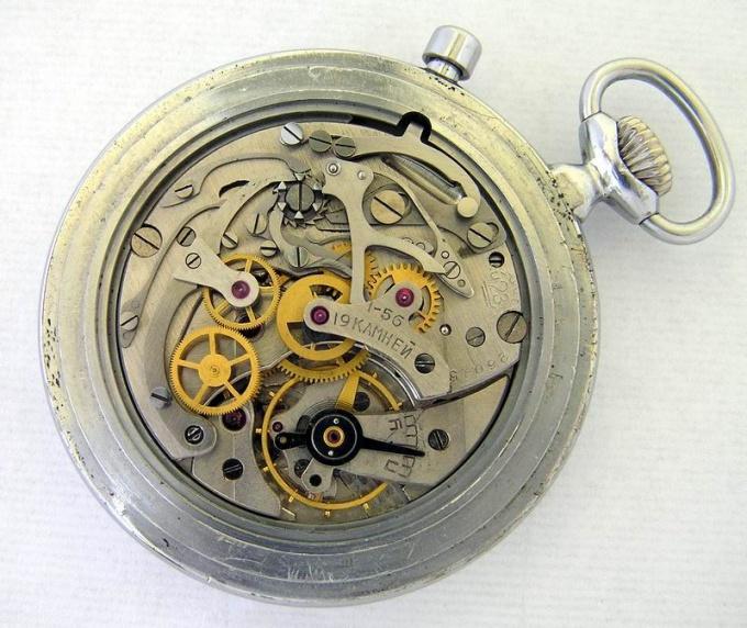 Как пользоваться хронографом