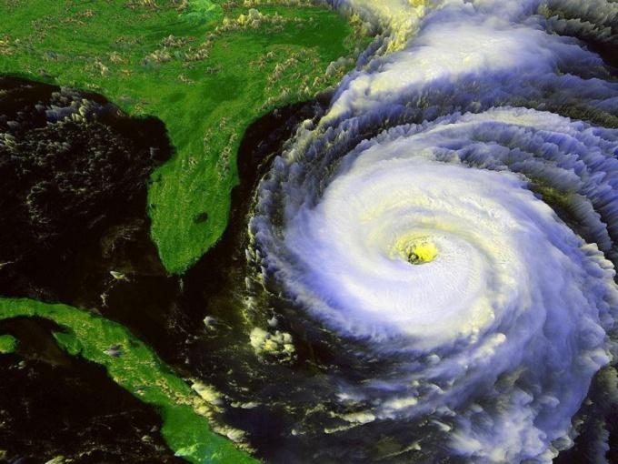 К чему снится ураган