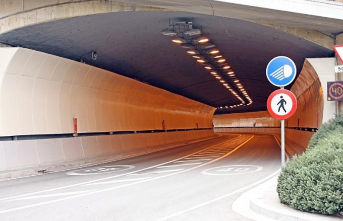 Тоннель - чудо человеческого гения