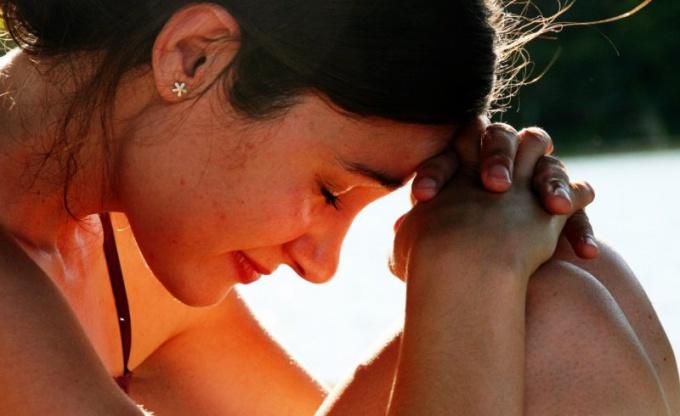 Как научиться плакать в любой момент
