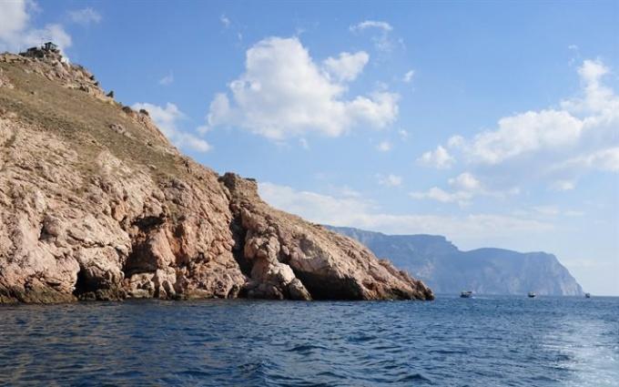 Крым. Побережье Черного моря