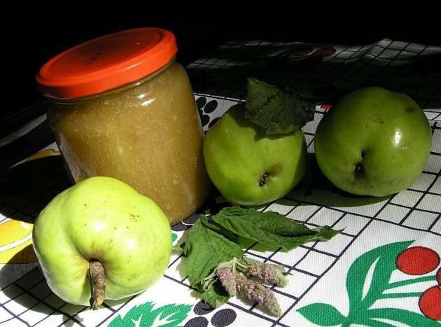 Как заготовить фруктовое пюре на зиму