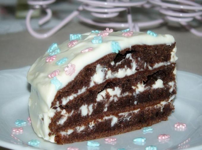 Как сделать пирог с черемухой