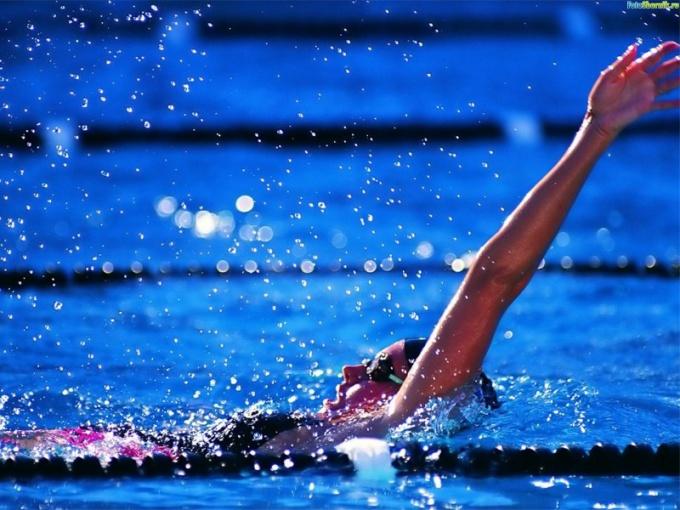 Побороть страх перед водой можно! Главное - захотеть!