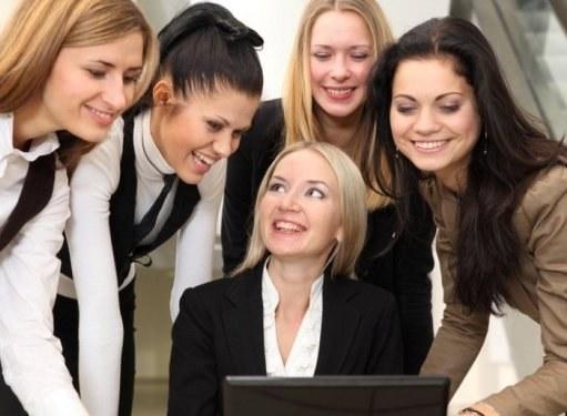 Как выжить в женском коллективе