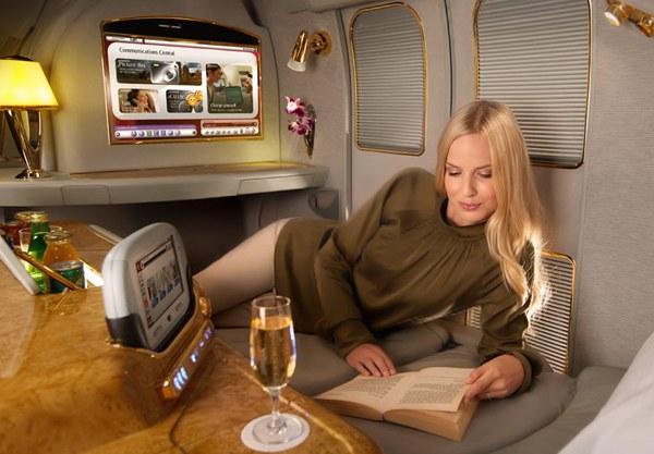 Самые комфортабельные самолеты мира