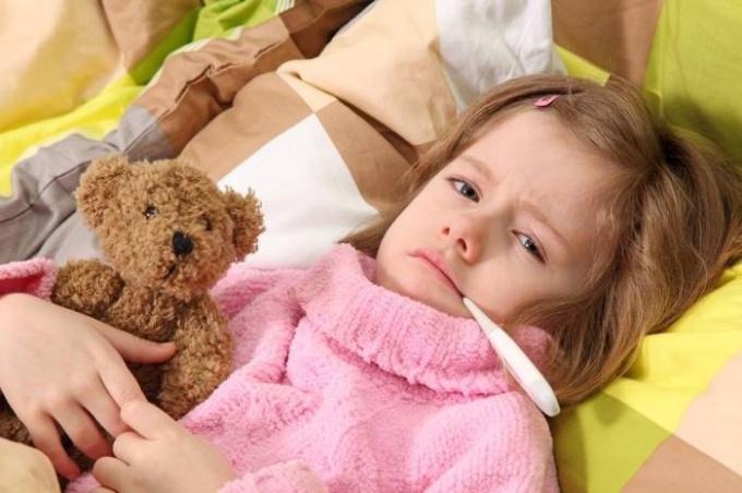 Нурофен для детей: инструкция по применению
