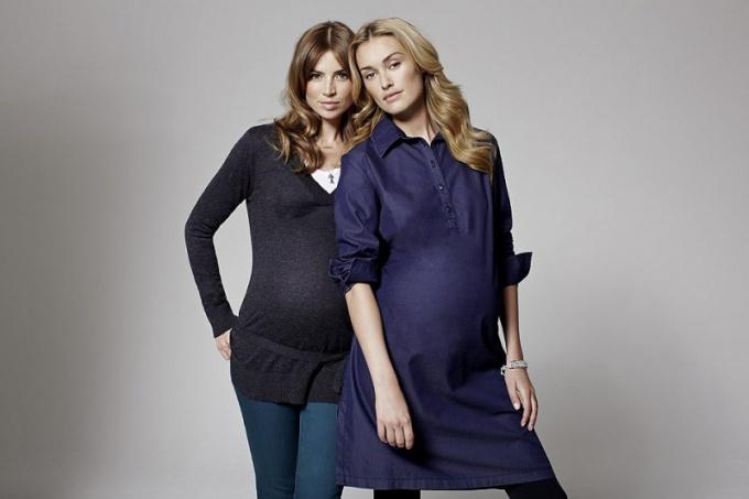 Как выбрать платье для беременной