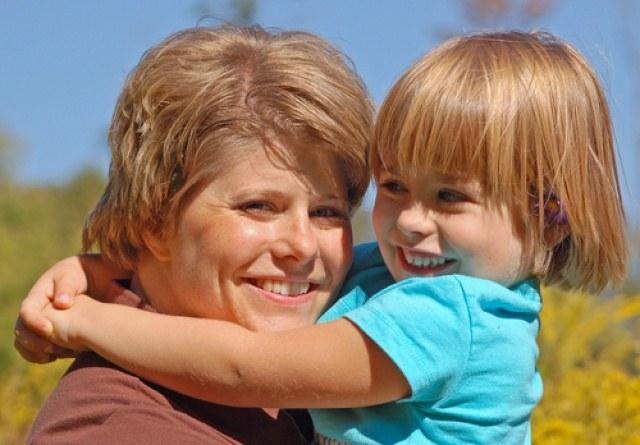 День матери - один из самых сердечных праздников