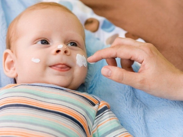 Гипоалергенная косметика для детей
