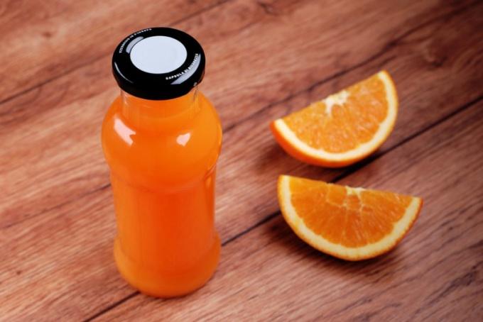Восстановленный сок