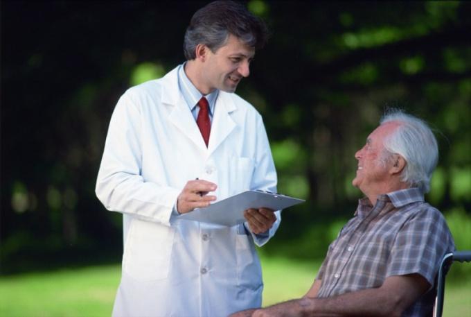 Психиатр и пациент