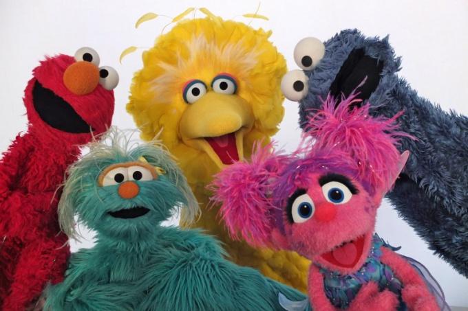 «Улица Сезам» - это популярное во всем мире детское телешоу!