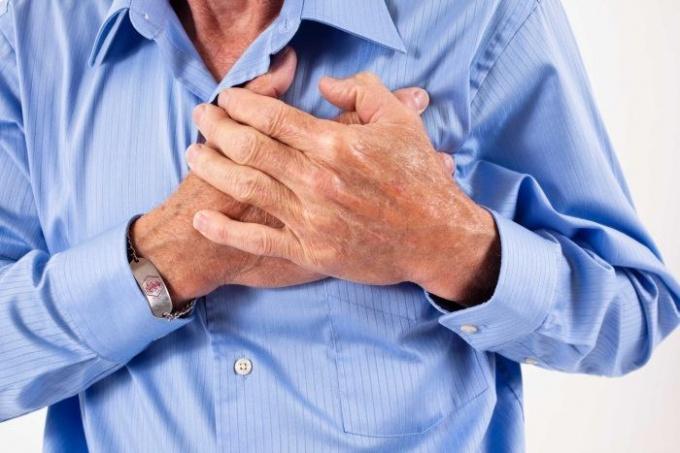 Как отличить инфаркт от инсульта