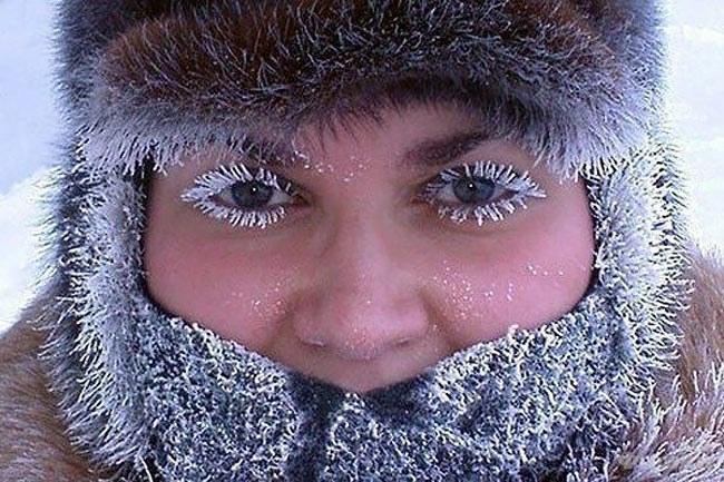 Как перенести холод