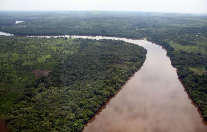 Какая река самая глубокая